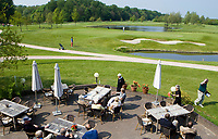 AMSTERDAM - Amsterdamse Golf Club , hole 18. COPYRIGHT KOEN SUYK