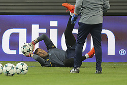October 17, 2017 - Na - Leipzig, 10/16/2017 - Training to adapt to the pitch of the Fc Porto team at the Red Bull Arena, in anticipation of the game against RB Leipzig for the Champions League. Iker Casillas  (Credit Image: © Atlantico Press via ZUMA Wire)