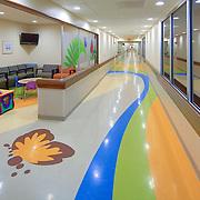 Kapiolani Hospital, Honolulu, Oahu, Hawaii, architecture