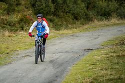 13-09-2017 FRA: BvdGF Tour du Mont Blanc day 4, Trient<br /> Van Chamonix naar Trient. <br /> Eelco