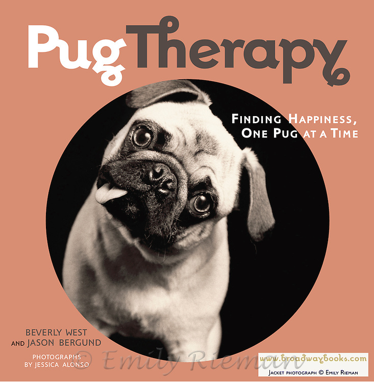 Pug Therapy book jacket