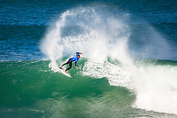 Jul 17, 2017 - Jeffries Bay, South Africa - Joan Duru of France will surf in Round Three of the Corona Open J-Bay after his win over Adrian Buchan of Australia in Round Two, Heat 10 at Supertubes.. (Credit Image: © Pierre Tostee/World Surf League via ZUMA Wire)