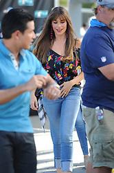 Sofia Vergara is seen in Los Angeles, California. 23 Oct 2017 Pictured: Sofia Vergara. Photo credit: PG/BauerGriffin.com / MEGA TheMegaAgency.com +1 888 505 6342