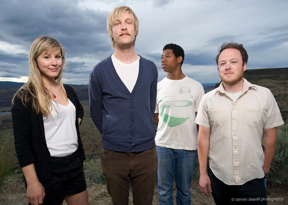 Mount Saint Helens Vietnam Band