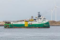 Polarcus Naila, 9538098, 12 streamer Seismic vessel