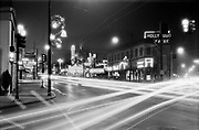 1302-08-16. NE Sandy & 40th. Hollywood Theater. Portland Oregon, December 1957