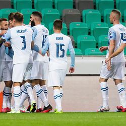 20210324: SLO, Football - UEFA European Qualifers, Slovenia vs Croatia