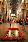 England, London, interior of Westminster Cathedral.