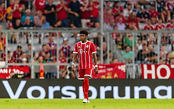 01.08.2017, Allianz Arena, Muenchen, GER, Audi Cup, FC Bayern Muenchen vs FC Liverpool, im Bild David Alaba (FC Bayern Muenchen) // during the Audi Cup Match between FC Bayern Munich and FC Liverpool at the Allianz Arena, Munich, Germany on 2017/08/01. EXPA Pictures © 2017, PhotoCredit: EXPA/ JFK