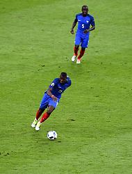 Paul Pogba of France  - Mandatory by-line: Joe Meredith/JMP - 10/06/2016 - FOOTBALL - Stade de France - Paris, France - France v Romania - UEFA European Championship Group A