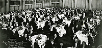 5/11/1927 Organization meeting of the Academy of Motion Picture Arts and Sciences in the Crystal Ballroom at the Biltmore Hotel