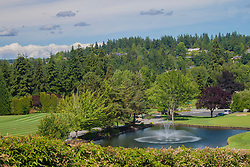 United States, Washington, Bellevue, Overlake Golf Course