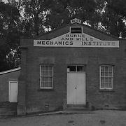Mechanics Institute<br /> Fryerstown