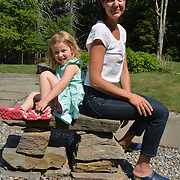GEORGETOWN, Maine -- 6/30/14 -- Zike Family  portrait. DSC_2547<br /> Photo  ©2014 by Roger S. Duncan <br /> Released for all purposes to Zike Family