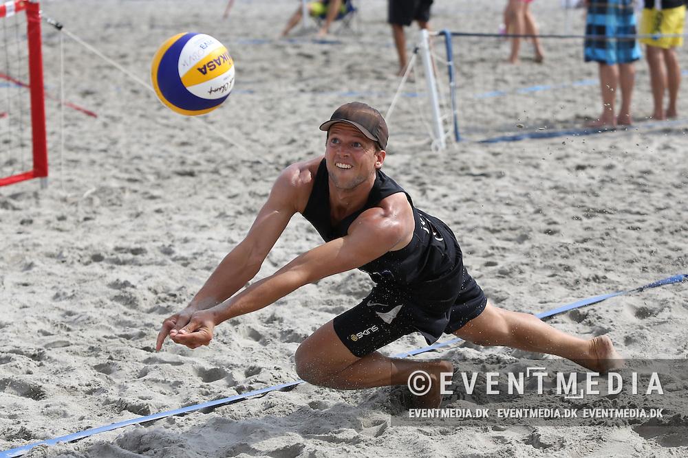 Beach volleyball - Kerteminde Grand Slam in Kerteminde, Denmark on July 26-27, 2014.