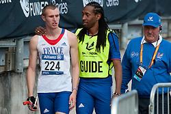 ADOLPHE Timothee, 2014 IPC European Athletics Championships, Swansea, Wales, United Kingdom