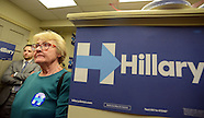 Opening Of Hillary Clinton Doylestown Campaign Office