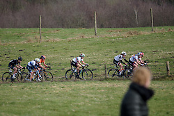 Elena Cecchini on the VAMberg at Ronde van Drenthe 2017. A 152 km road race on March 11th 2017, starting and finishing in Hoogeveen, Netherlands. (Photo by Sean Robinson/Velofocus)