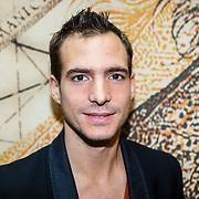 """NLD//Amsterdam/20160426 - Perspresentatie """"De Wereld Rond in 6 Stappen"""", Egbert Jan Weeber"""