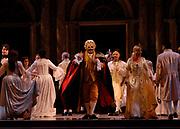 Miami ,Florida -- April 27th, 2005 -- Dress Rehersal of the Florida Grand Opera production of Guisseppi Verdi's The Masked Ball April 27, 2005. (El Nuevo 7Herald /G. De Cardenas)