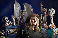 Artist Dori Jalazo - Windows to My Soul exhibit