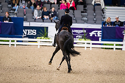 Vilhelmson Silfven Tinne, SWE, Don Auriello<br /> LONGINES FEI World Cup™ Finals Gothenburg 2019<br /> © Dirk Caremans<br /> 05/04/2019