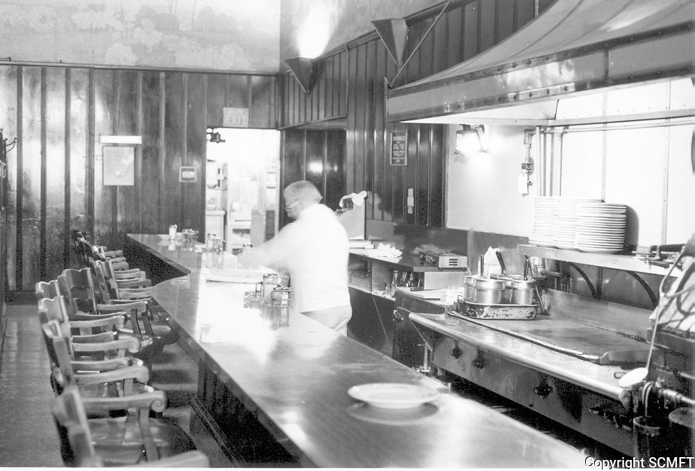 1979 Counter at Musso & Frank Grill