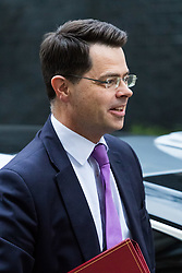 London, December 05 2017. Secretary of State for Northern Ireland James Brokenshire arrives at 10 Downing Street to attend the weekly cabinet meeting. © Paul Davey