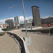 Cantieri Expo, Milano 14 Maggio 2014.  Christian Mantuano / OneShot