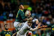 Springboks/England Cape Town Test, 23/6