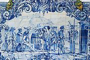 azulejos street market ferreira port lodge vila nova de gaia porto portugal