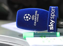 FUSSBALL: Champions League, Achtelfinale, Hinspiel, Inter Mailand - FC Bayern Muenchen, Mailand, 23.02.2011<br />Illustration<br />© pixathlon