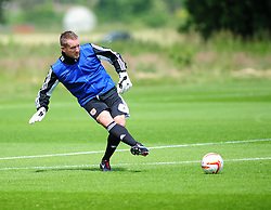 Bristol City's goalkeeping coach Lee Kendrall - Photo mandatory by-line: Dougie Allward/JMP - Tel: Mobile: 07966 386802 28/06/2013 - SPORT - FOOTBALL - Bristol -  Bristol City - Pre Season Training - Npower League One