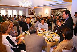 Governadora Yeda Crusius durante reunião com a executiva nacional do PSDB. FOTO: Lucas Uebel/Preview.com