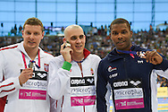 during Day 13 of the 2016 LEN European Aquatics Championship Swimming Finals at the London Aquatics Centre, London, United Kingdom on 21 May 2016. Photo by Martin Cole.