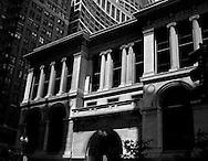 12/16/06 Chicago, IL Downtown Chicago Chicago Public LIbrary..(Chris Machian/ Prairie Pixel Group)..