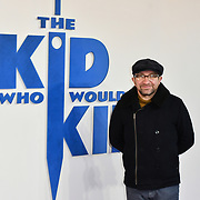 Eddie Marsden Arrives at The Kid Who Would Be King on 3 February 2019 at ODEON Luxe Leicester Square, London, UK.