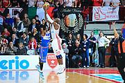 DESCRIZIONE : Varese Lega A 2012-13 Cimberio Varese Enel Brindisi <br /> GIOCATORE : Ere Ebi<br /> CATEGORIA : Tre punti<br /> SQUADRA : Ciomberio Varese<br /> EVENTO : Campionato Lega A 2013-2014<br /> GARA : Cimberio Varese Enel Brindisi<br /> DATA : 17/11/2013<br /> SPORT : Pallacanestro <br /> AUTORE : Agenzia Ciamillo-Castoria/I.Mancini<br /> Galleria : Lega Basket A 2013-2014  <br /> Fotonotizia : Varese Lega A 2013-2014 Cimberio Varese Enel Brindisi<br /> Predefinita :