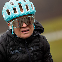 12-03-2021: Wielrennen: Healthy Ageing Tour: Wijster<br />Emilie Moberg