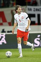 Fotball<br /> Polen<br /> Foto: Wrofoto/Digitalsport<br /> NORWAY ONLY<br /> <br /> 13.10.2007<br /> Kamil Kosowski (POL)