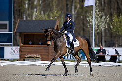 Laiz Zandio Antonio, ESP, Gejholms Menotti<br /> CDI 3* Opglabeek<br /> © Hippo Foto - Dirk Caremans<br />  23/04/2021