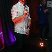 Conleth Kane takes the stage at Muse in Soho for one night to help raise money for GMFA – The gay men's health charity and their HIV prevention and stigma-challenging work on 1st December 2016 in Soho,London,UK. Photo by See Li