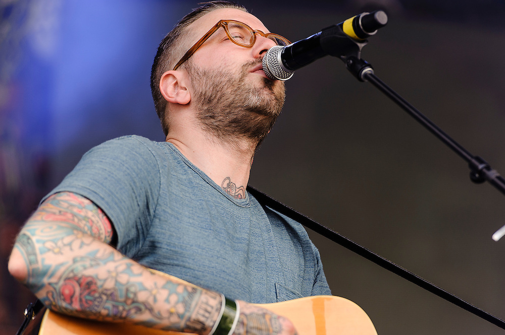 Photos of the band City and Colour performing at Catalpa Music Festival on Randall's Island, NYC. July 29, 2012. Copyright © 2012 Matthew Eisman. All Rights Reserved.