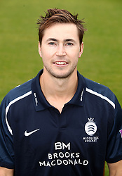 Middlesex's James Fuller during the media day at Lord's Cricket Ground, London.