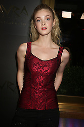 September 8, 2016 - New York, New York, U.S. - Actress ELENA KAMPOURIS attends the Avra Madison Grand Opening Party held on the Upper East Side. (Credit Image: © Nancy Kaszerman via ZUMA Wire)
