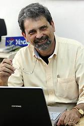 Carlos Crusius é marido da candidata ao governo do Estado do RS, Yeda Crusius e um dos coordenaodres da campanha. FOTO: Jefferson Bernardes/Preview.com