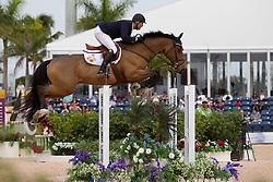 Millar Ian (CAN) - Star Power<br /> Horseware GP CSI 2*<br /> Wellington 2012<br /> © Hippo Foto - Cealy Tetly