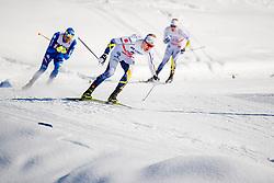 March 16, 2018 - Falun, SVERIGE - 180316 Karl-Johan Westberg, Sverige tÅvlar i  semifinalen i sprint under Svenska Skidspelen den 16 mars 2018 i Falun  (Credit Image: © Simon HastegRd/Bildbyran via ZUMA Press)