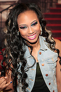May 18, 2012 -New York, NY-United States:  Recording Artist DJ Everett attends the Lil' Kim performance as part of her ' Return of the Queen Tour ' held at Paradise Theater on May 18, 2012 in the Bronx, NY. Consistently recognized as a trailblazing Female MC, Lil'Kim has been a member of the clic, Junior MAFIA, headed by the late Notorious B.I.G. and has released 3 RIAA certified platinum albums to date. (Photo by Terrence Jennings)