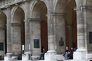 Universities in Vienna, Austria..Universität Wien..The campus.